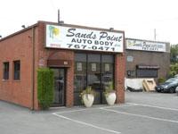 Sands Point Auto Body Shop - South Bayles Avenue, Port Washington