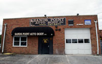 Sands Point Auto Body Shop - Willowdale Avenue, Port Washington