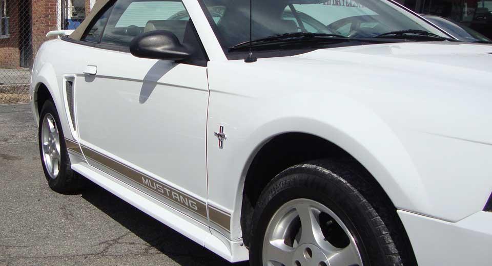 Mustang repair and body work