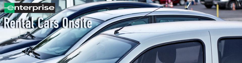 Rental Cars Onsite